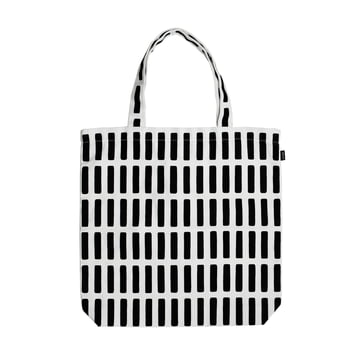 Artek - Tote Bag Siena, black / white