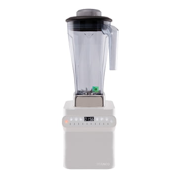 Bianco - Diver blender, matte grey-metallic