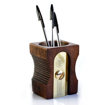 Suck UK - Sharpener Desk Tidy, dark
