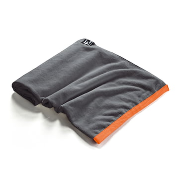 Terra Nation - Agi Moe Towel, grey