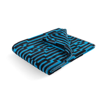 Zuzunaga - Mini Blue Waves Beach Towel 100 × 180 cm