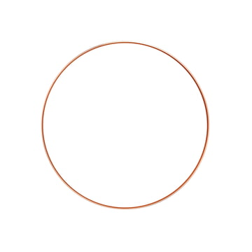 Flos - Decoration ring fpr the Clara wall and ceiling lamp, copper