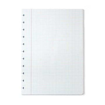 Atoma - Refill pack Basic A4, chequered