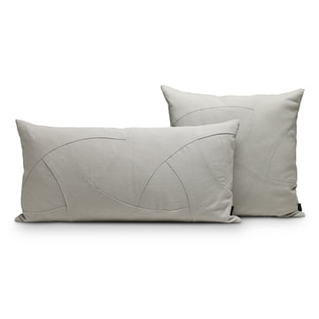 by Lassen - Flow cushion in the colour sand