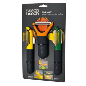 Kitchen tool trio by Joseph Joseph