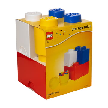 Lego - Storage Brick, pack of 4