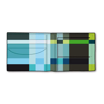 Men's Wallet Zig Zag by Remember