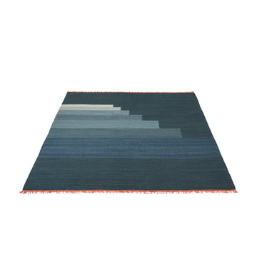 &Tradition - Another Rug AP3, 170 x 240 cm in storm blue