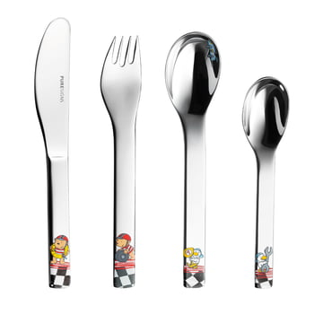 Puresigns - One Quick kids cutlery (4 pcs.)