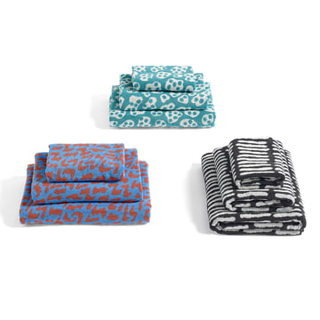 He She It towel series by Hay