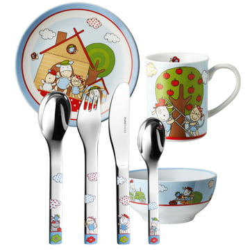 One Ferme kids cutlery from Puresigns (7 pcs.)