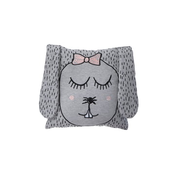 """Little Ms Rabbit"" Cushion by ferm Living"