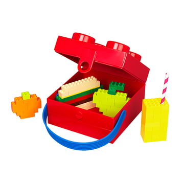 Lunch Box with handle by Lego