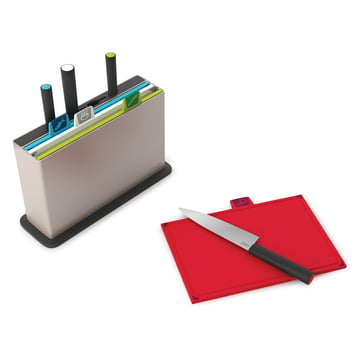 Joseph Joseph - Index chopping boards and knives