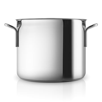 Stainless steel pot with a capacity of 4.8 L by Eva Trio