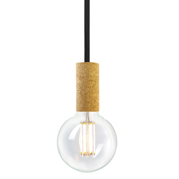 Cork Sand Raven (TT-09) by NUD collection with bulb