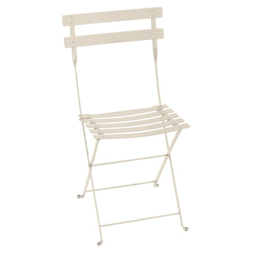 Fermob - Bistro metal folding chair, linen