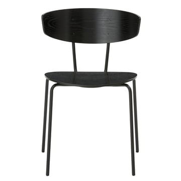 Herman Chair by ferm Living in Black