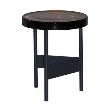 Alwa II Side Table by Pulpo in dark