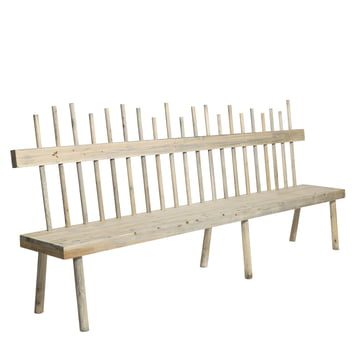 The Broomstik Garden Bench by Freeline in the length 150cm