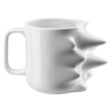 "The ""Fast"" mug with handle, large, 0.57 l by Rosenthal."
