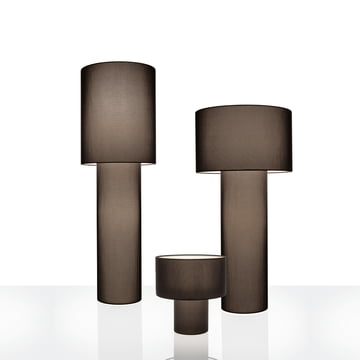 The Pipe Floor Lamp in mesh by Diesel Living