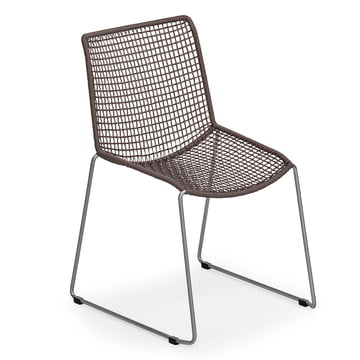 Slope Chair by Weishäupl in taupe