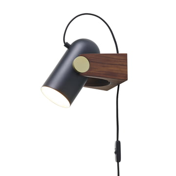 Carronade Table & Wall lamp by Le Klint