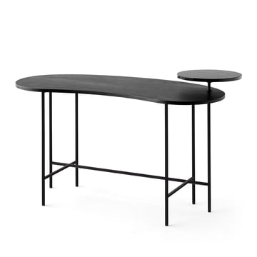 &tradition - Palette Table - JH9, black ash / Nero Marquina