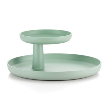Vitra - Rotary Tray, mint green