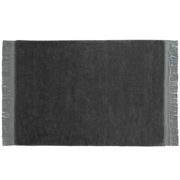 Hay - Raw Rug 200 x 300cm, anthracite