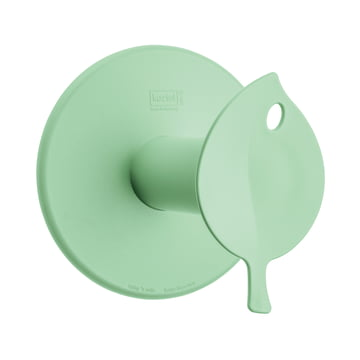 Sense Toilet Roll Holder by Koziol in solid mint