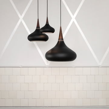 Orient Pendant Lamp with Slits