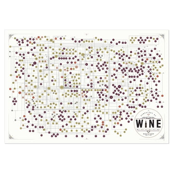 The Genealogy of Wine by Pop Chart Lab