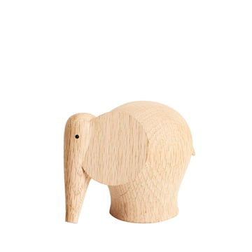 Nunu elephant by Woud in Small