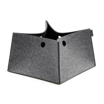 The Hey Sign - Big Box, M in anthracite