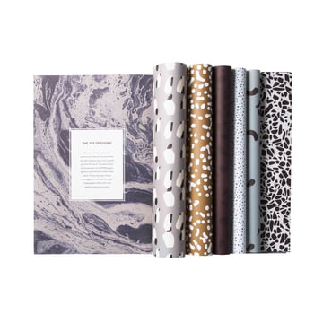 The ferm Living - Gift Wrap Book