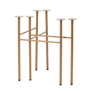 Mingle Trestle by ferm Living in curry
