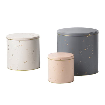 Confetti storage boxes (set of 3) from ferm Living