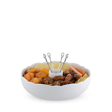 Dressed for X-Mas Nut Bowl by Alessi