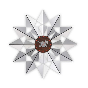 Flock of Butterflies Wall Clock by Vitra