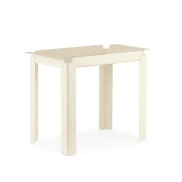 Normann Copenhagen - Box table 33 x 60 cm, creme