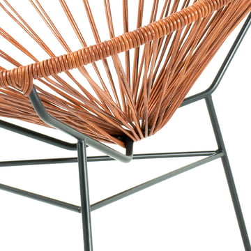 Acapulco Chair Leather by Acapulco Design