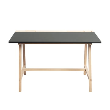 Desk D1 by Andersen Furniture in Anthracite