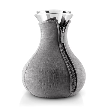Tea Maker with Wool Cover 1 l by Eva Solo in Dark Grey