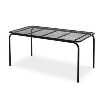 Skagerak - Mira Dining Table 160 x 80 cm, anthracite