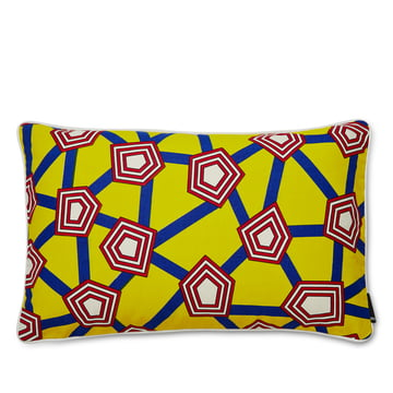Printed Cushion 57 x 35 cm by Hay in Penta