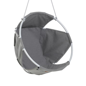 The Trimm Copenhagen - Cocoon Outdoor Hang Chair, Grey