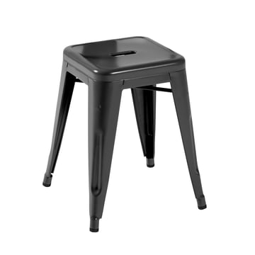 Tolix - H45 Stool Indoor, matt black