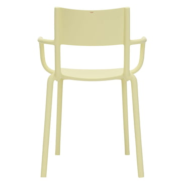 Generic A Chair by Kartell in Yellow